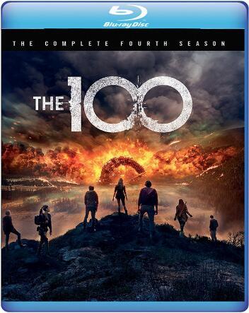 The 100: Season 4 [Blu-ray]