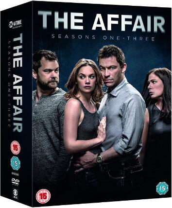 The Affair: Season 1-3 Boxset (UK-Region)