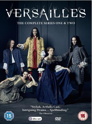 Versailles: Season 1&2 Complete