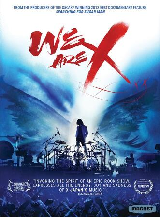 We Are X – Film