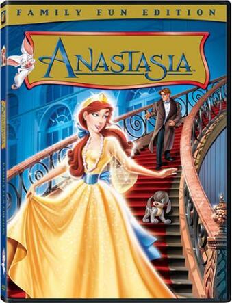 Anastasia – Family Fun Edition