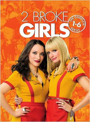 2 Broke Girls: The Complete Series 1-6