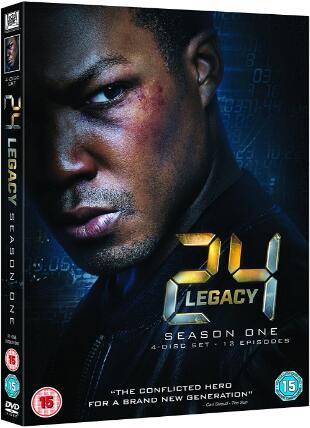 24: Legacy Season 1-UK region