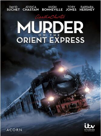 Agatha Christie's Poirot Murder on the Orient Express