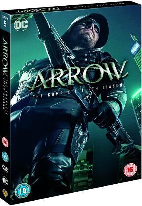 Arrow: Season 5 – UK Region