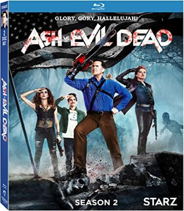 Ash Vs. Evil Dead: Season 2 [Blu-ray]