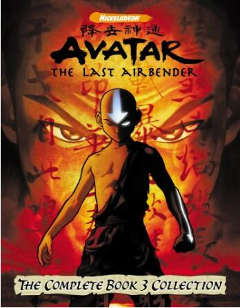 Avatar: The Last Airbender – The Complete Book Three Collection