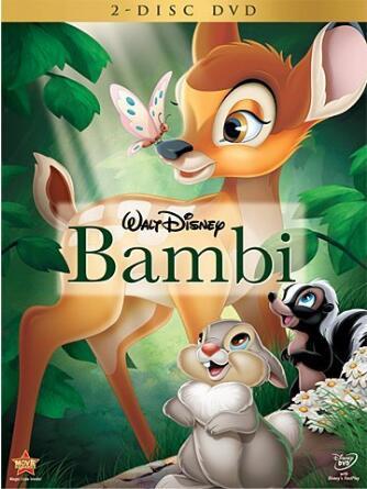 Bambi 2-disc