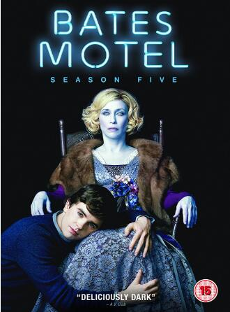 Bates Motel Season 5 -uk region