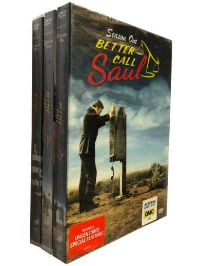 Better Call Saul Season 1-3