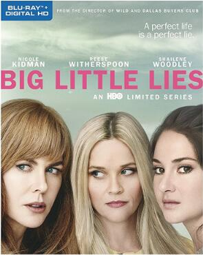 Big Little Lies [Blu-ray]
