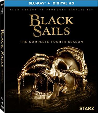 Black Sails: Season 4 [Blu-ray]