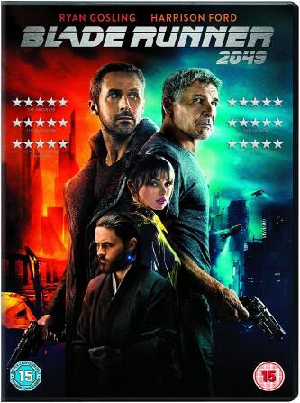 Blade Runner 2049 -uk region