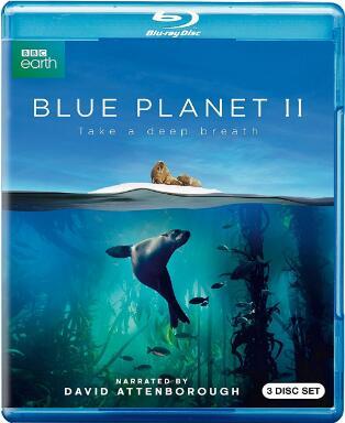 Blue Planet II [Blu-ray]