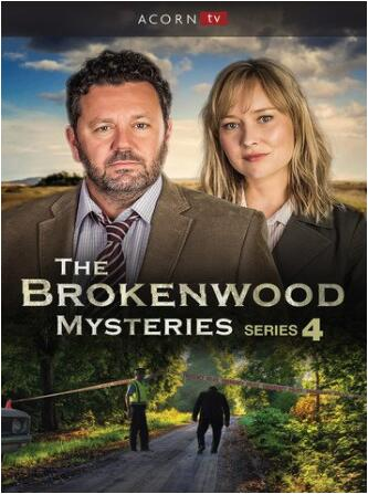 Brokenwood Mysteries Series 4