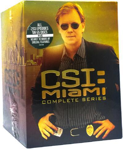 CSI Miami: Complete Series
