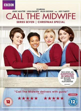 Call The Midwife Series 7 -uk region