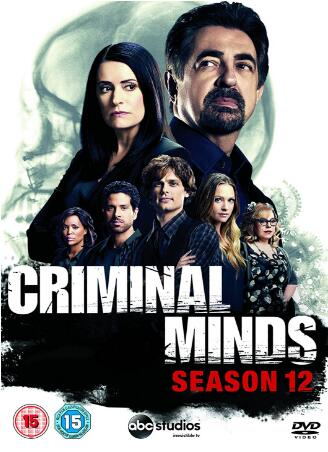 Criminal Minds Season 12 -uk region