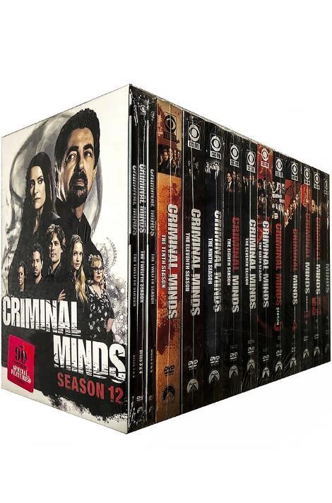 Criminal Minds: Seasons 1-12 Complete Series