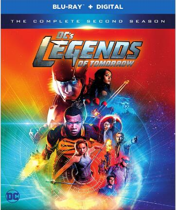 DC's Legends of Tomorrow Season 2 [Blu-ray]
