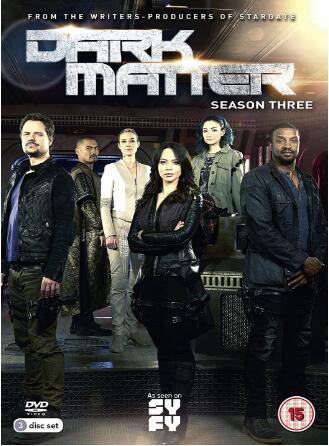 Dark Matter: Season 3 – UK Region