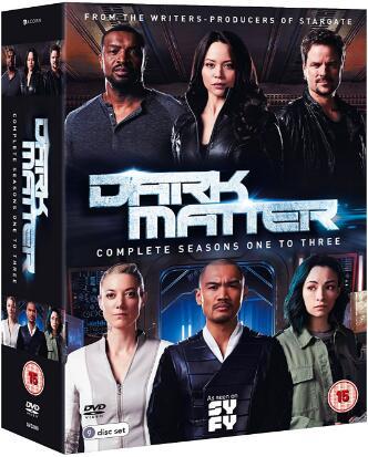 Dark Matter Seasons 1-3 -uk region