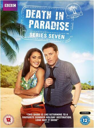 Death in Paradise Season 7 -uk region