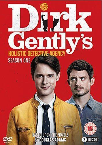Dirk Gently's Holistic Detective Agency Season 1 -uk region