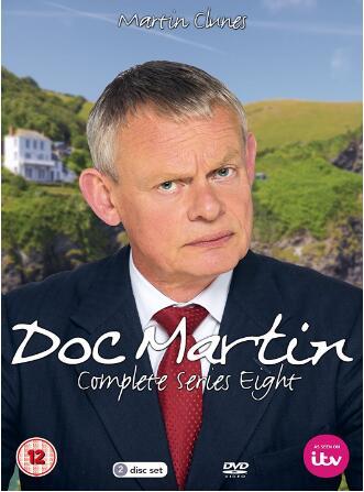 Doc Martin Series 8 -uk region
