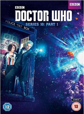 Doctor Who: Series 10 Part 1 -uk region