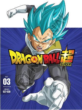 Dragon Ball Super Part Three