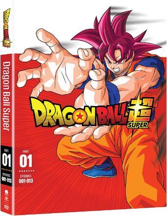 Dragon Ball Super Part one