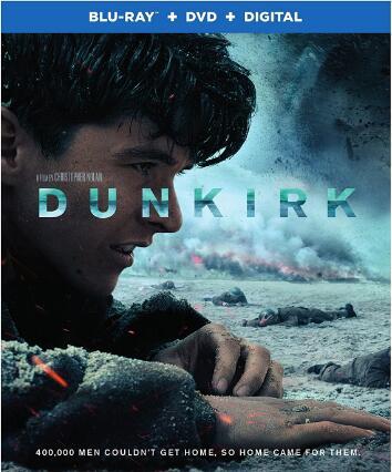 Dunkirk [Blu-ray]