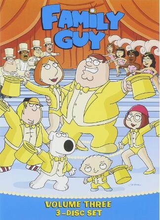Family Guy Volume 3
