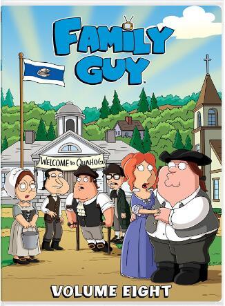 Family Guy Volume 8