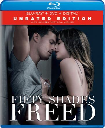 Fifty Shades Freed [Blu-ray]