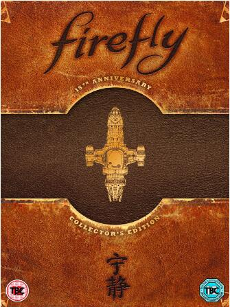 Firefly: Complete Series – UK Region