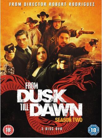 From Dusk Till Dawn Season 2 -uk region