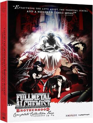 Fullmetal Alchemist Brotherhood Complete Collection Two