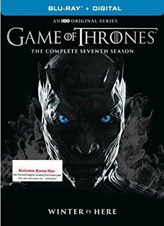 Game of Thrones: Seasons 7 [Blu-ray]