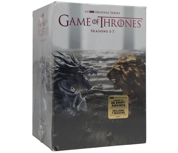 Game of Thrones: The Complete Seasons 1-7 - DVD wholesale