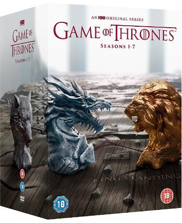 Game of Thrones: The Complete Seasons 1-7 [UK Region]