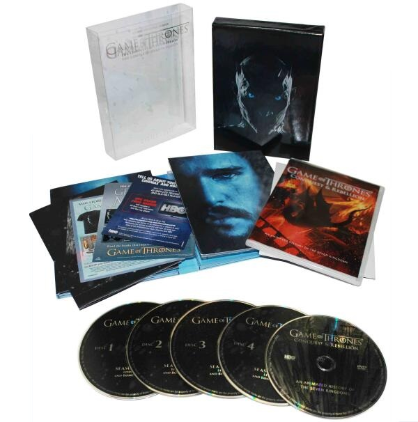 Game of Thrones The Complete Seventh Season 7 - DVD wholesale