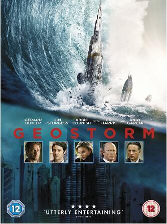 Geostorm -uk region