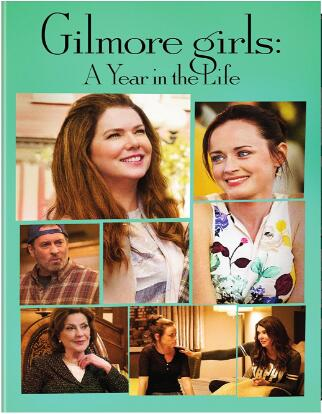 Gilmore Girls A Year In The Life: Season 1