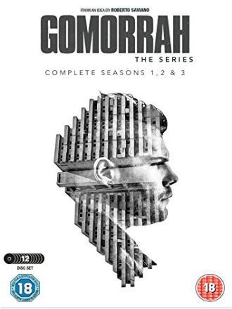 Gomorrah Season 1-3 -uk region