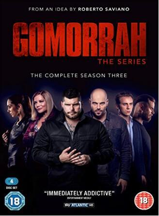 Gomorrah Season 3 -uk region