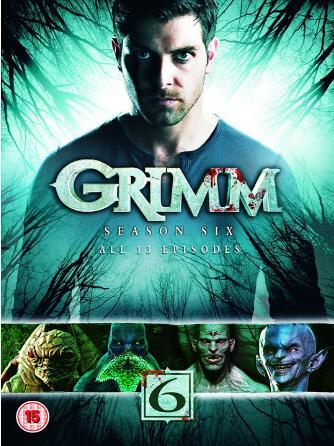 Grimm Season 6 -UK Region