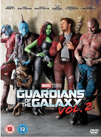 Guardians of the Galaxy Vol. 2 -uk region