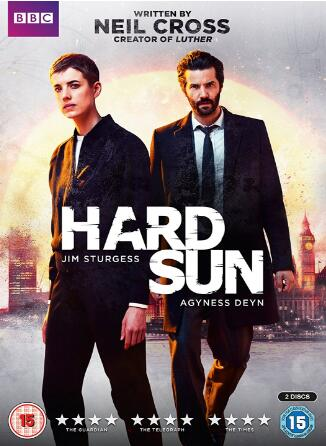 Hard Sun -uk region